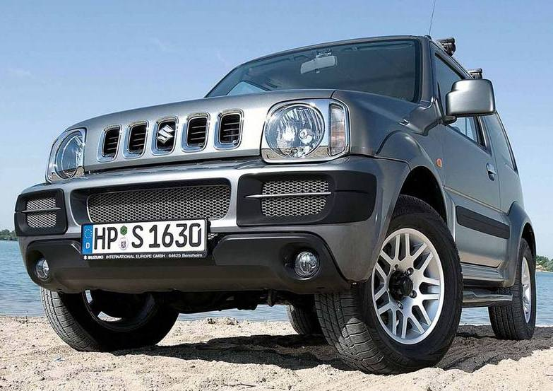 suzuki jimny jx 2013 m s que un auto. Black Bedroom Furniture Sets. Home Design Ideas