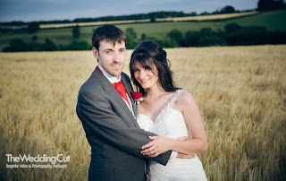 Wedding Hair Styling Kingscote Barn Tetbury