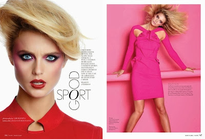 Kate Bock HQ Pictures Glow Magazine Photoshoot By Gabor Jurina