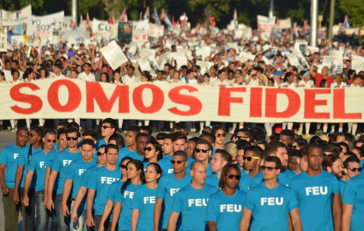Dossier: Fidel entre nosotros
