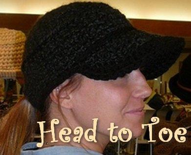 HANDMADE HATS & SCARVES