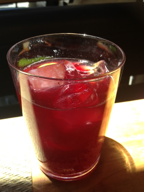 Tinto de Verano is a refreshing wine cocktail served all over Spain during the season