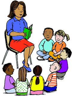 Como contar histórias-Texto para Reunião de Professores