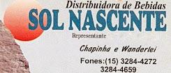 Distribuidor de Bebidas SOL NASCENTE ALUGUEL DE MESAS E CADEIRAS BEBIDAS EM GERAL
