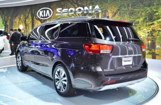 2016 Kia Sedona Reviews Ratings Redesign Release Date