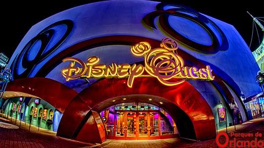 Disney Quest Orlando