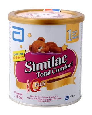 sữa similac total comfort