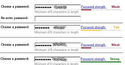 Password way a cloak-and-dagger discussion that ensures admission or credence yesteryear providing identity What is your password ? how the Password should endure ?