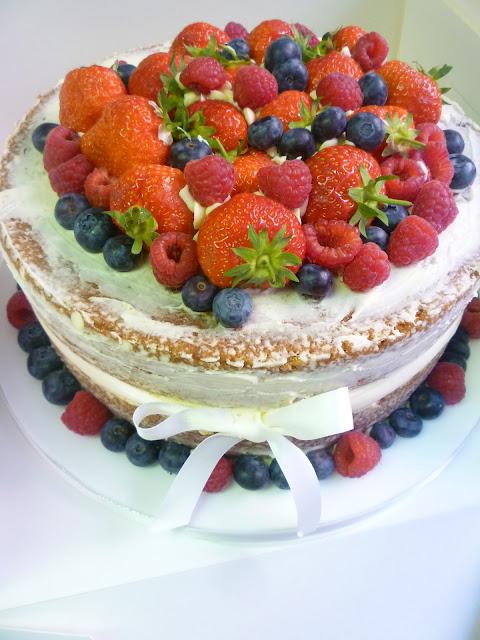 vanilla pod bakery victoria sandwich cake