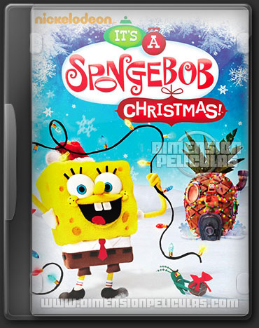 Bob Esponja: ¡Navidad esponjosa! (DVDRip Español Latino) (2012)