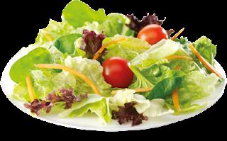 Salad mein yeh milaye.