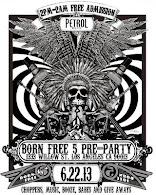 Offical Born-Free approved BF5 Pre-Parties