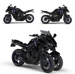 Yamaha MWT-9 Concept