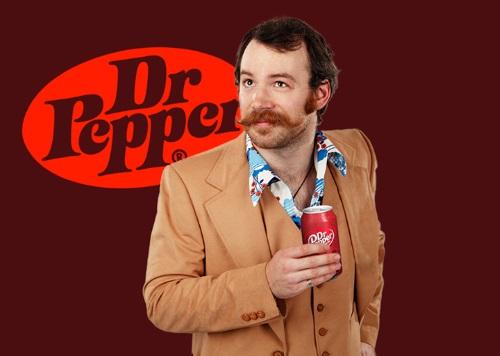 Dr Pepper Movember Contest