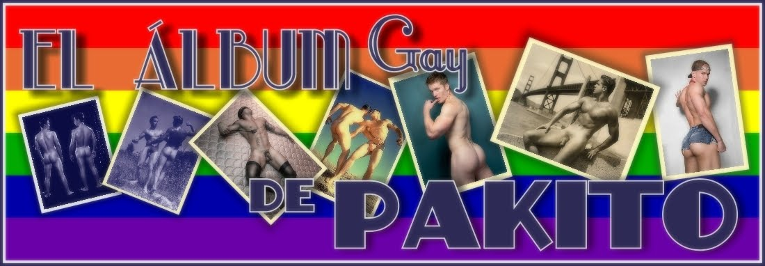 El Album Gay de Pakito
