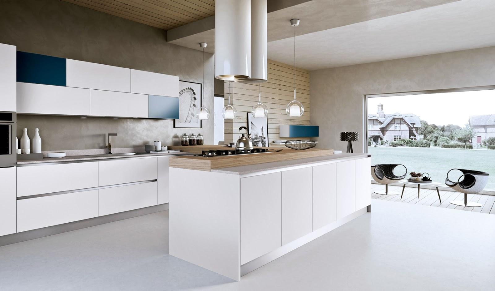 Nowoczesna kuchnia z oknem bajkowe wn trza for Cocinas modernas outlet