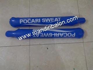 Balon Tepuk Pocari sweat
