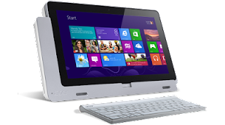 Acer Iconia W700, PC Tablet dengan Windows 8