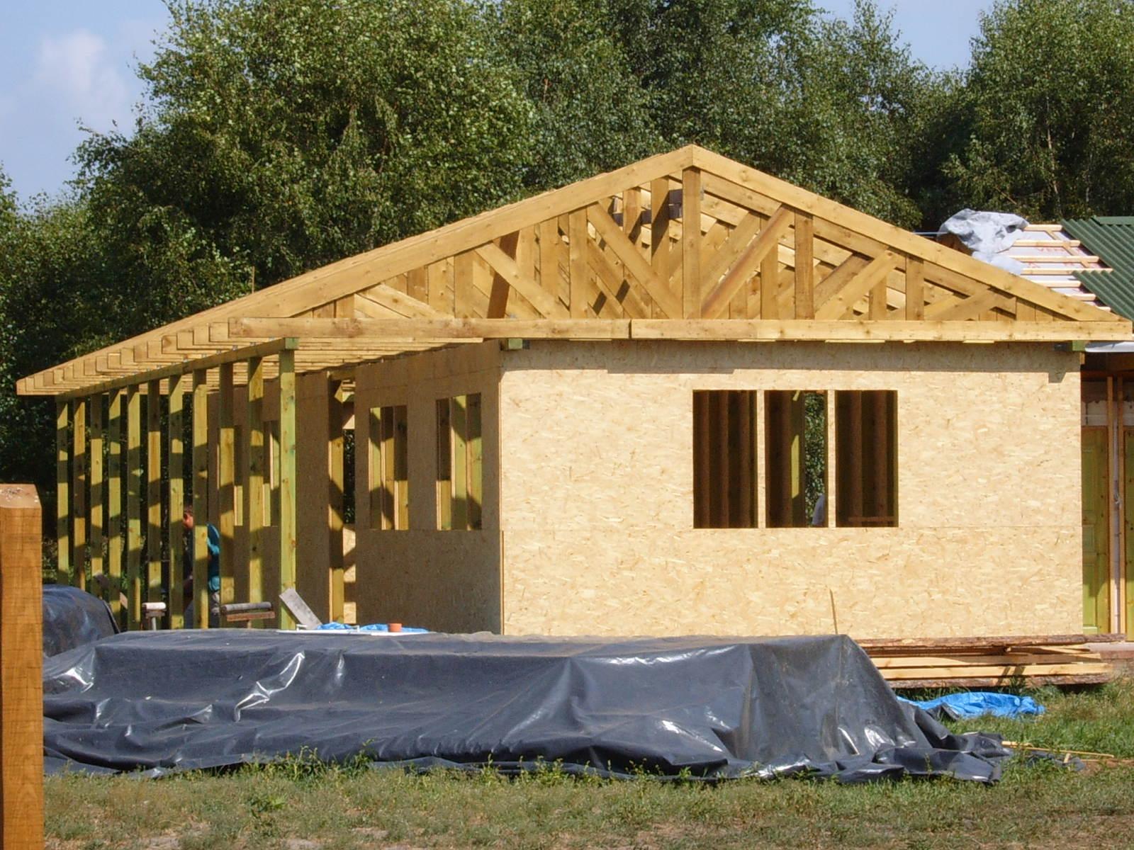 Nasze Domy I Ogrody Domyaltany Budowa Szkieletowa