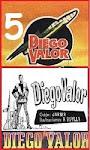 Diego Valor nº 5