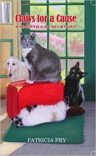 Klepto Cat Mystery Book 15