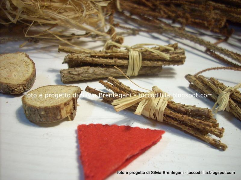 Tocco di li 39 lla 39 6 ancora decorazioni natalizie in - Decorazioni natalizie in legno ...