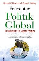 toko buku rahma: buku PENGANTAR POLITIK GLOBAL, penerbit nusamedia