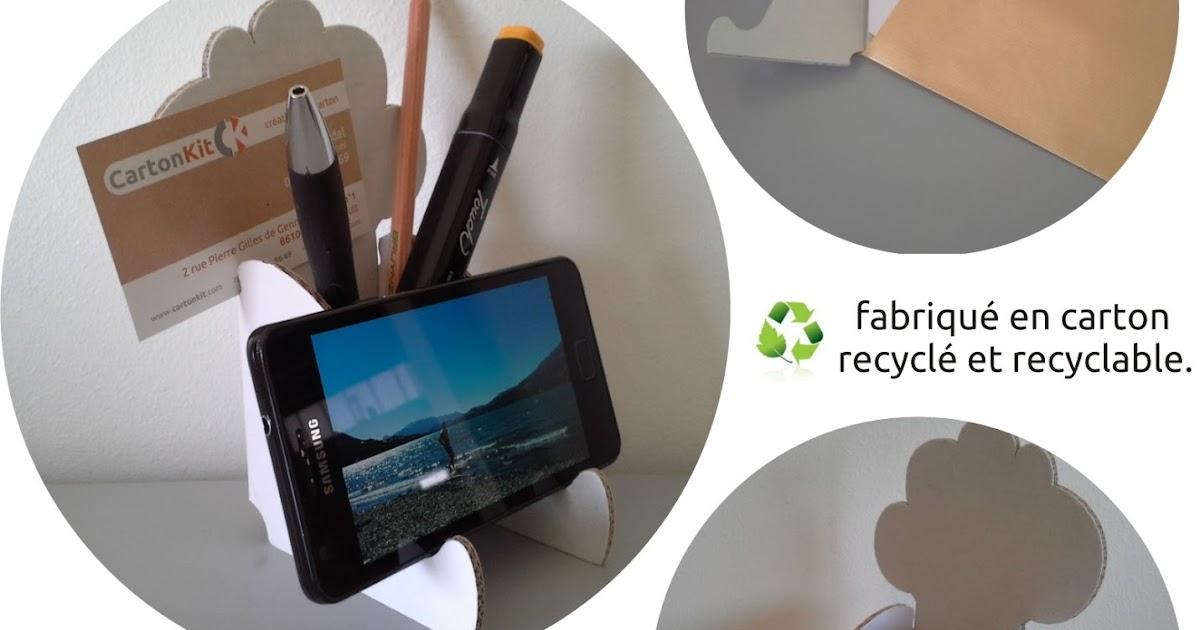 Carton kit cr ations objets et meubles 100 carton for Meubles nouveau concept