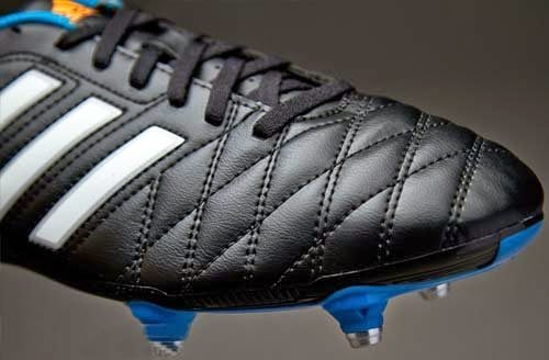 2014 Adidas 11questra SG Football Boots with Solar Blue