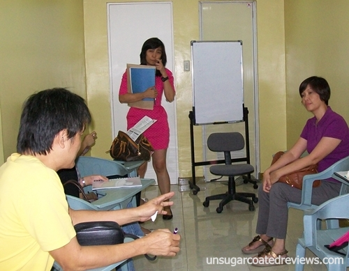Speech Coach, The JC Santos Training Center