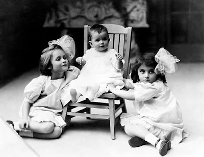 The Bennett Sisters - Constance, Barbara, and Joan