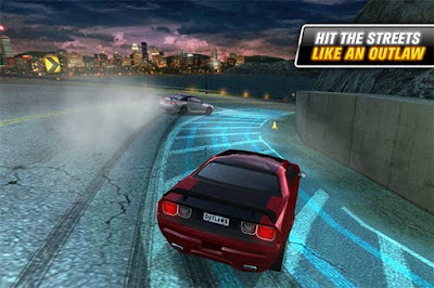 Drift Mania Street Outlaws Game