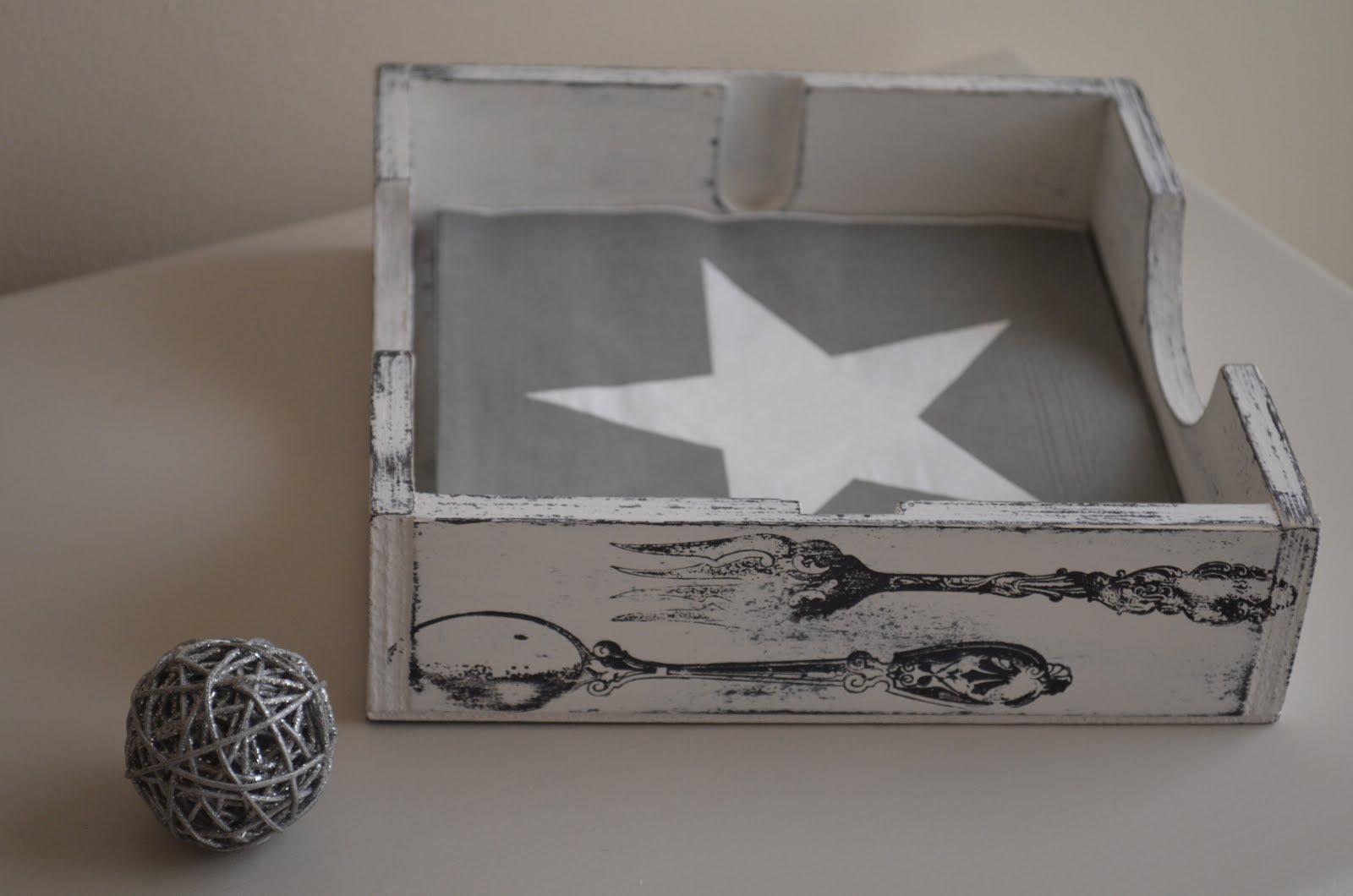 Caixa per tovallons de paper