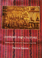 Lao book review - Costume and Culture: Vanishing Textiles of Some of the Tai Groups in Lao P.D.R. by Patricia Naenna