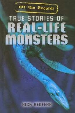 True Stories of Real-Life Monsters, US Edition, August 2014: