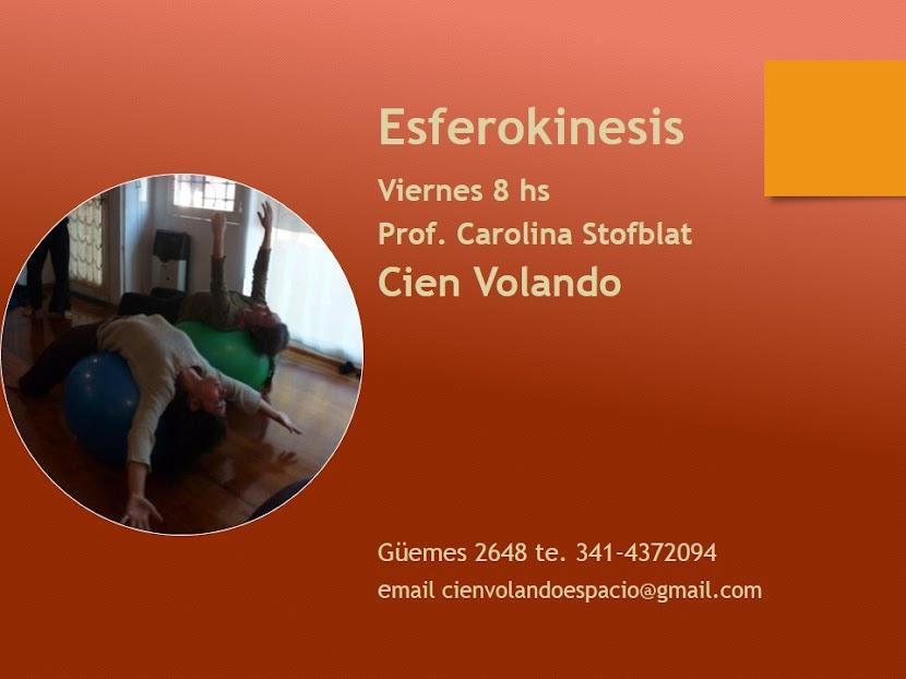 Esferokinesis