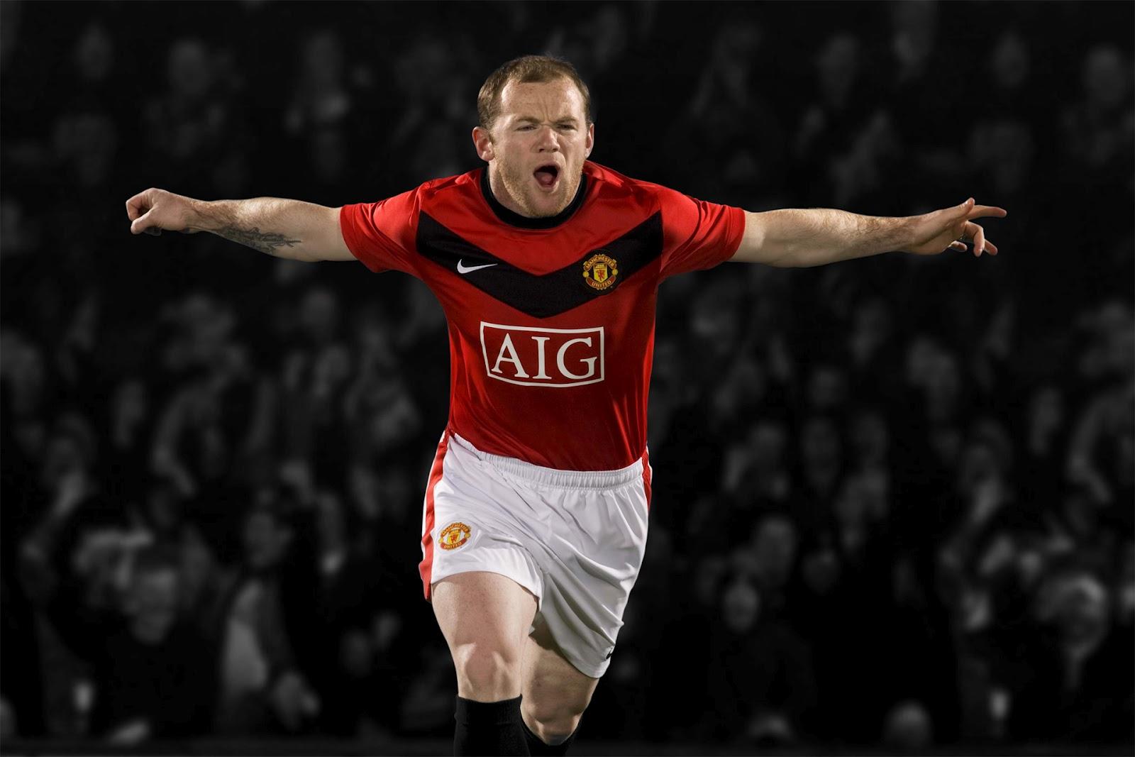 Wayne Rooney Pictures