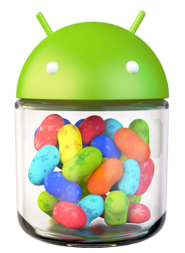 Android 4.3 jelly bean logo