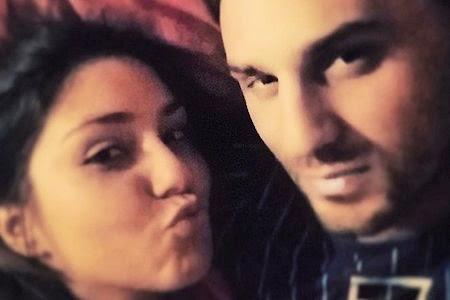 Sharon Bergonzi fidanzata con Valerio