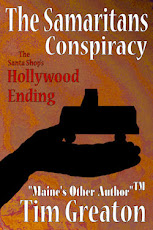 The Santa Shop's Hollywood Ending (The Samaritans Conspiracy - extended ending)