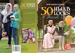 Our Book : 50 Hijab Looks and Shawl Dress