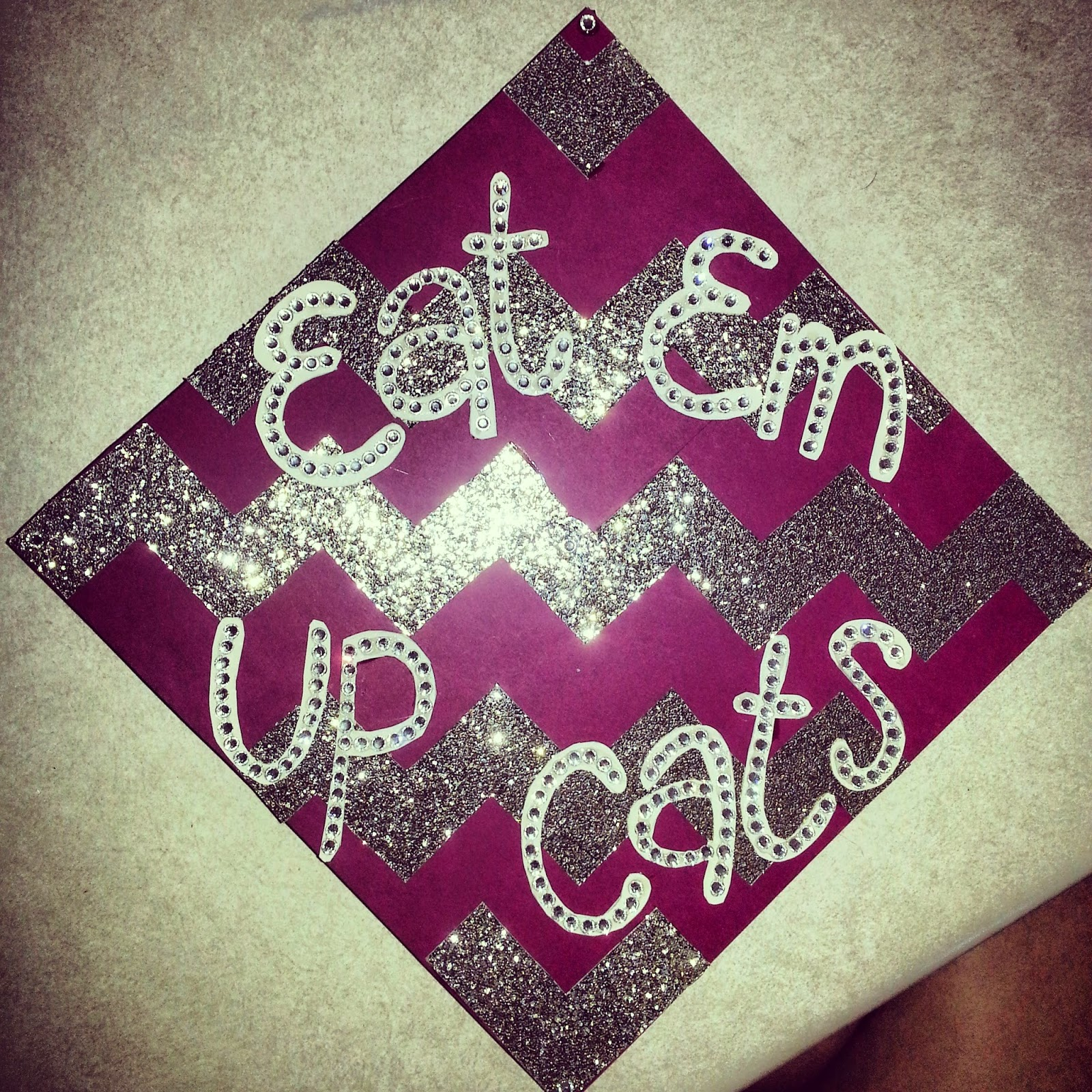 how to make a cardboard graduation cap