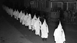 KKK recruiting in Springfield