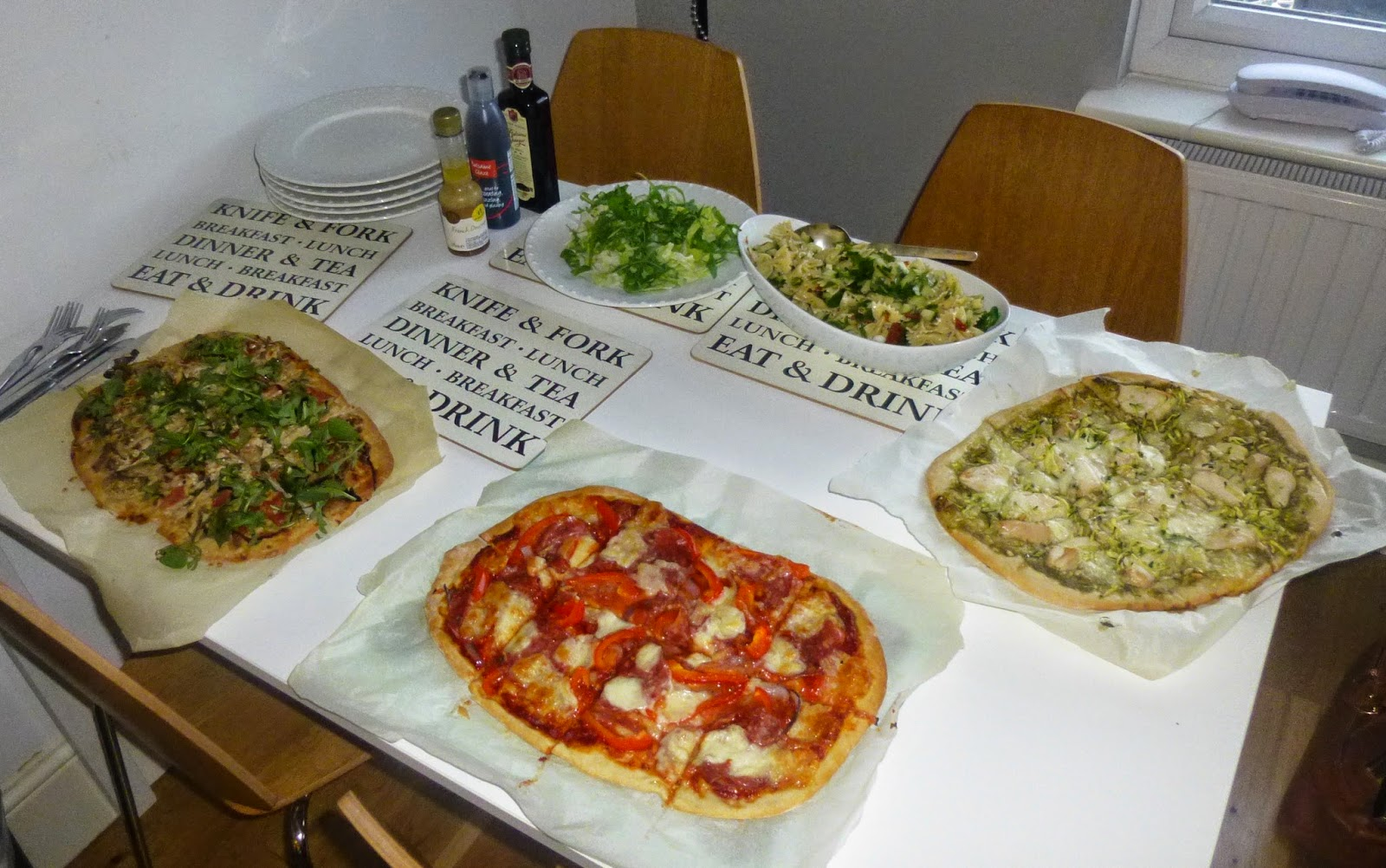 In my kitchen out your kitchen italian buffet with friends for Italian buffet