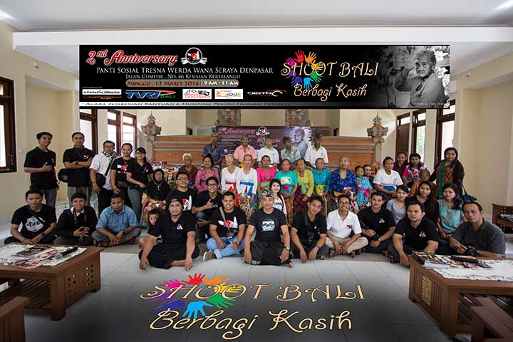 Shoot Bali
