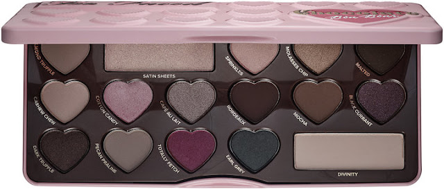 Too Faced Chocolate Bon Bons Palette By Barbies Beauty Bits
