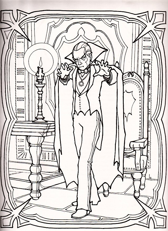 Dr. Theda's Crypt: Dracula....