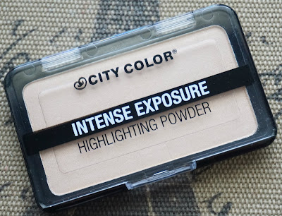 City Color Cosmetics Intense Exposure Highlighting Powder