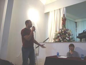 Apresntação  do  TCC,   César  Estrelado
