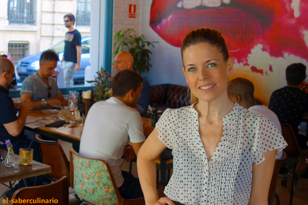 Susana Casanova La Clandestina Café